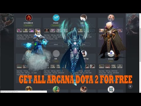 How to Get item DOTA 2 for free