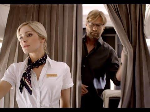 Jürgen Klopp Opel Funny Commercial Germany Funny Car TV Ad Sexy CARJAM TV 2014