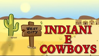 INDIANI E COWBOYS  - Bimbobell - video canzoni per bambini