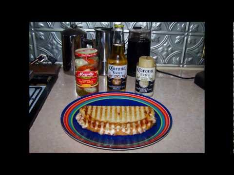 Quick and Easy Tuna Melt Panini
