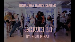 Chun Li   Nicki Minaj  #ChunLi