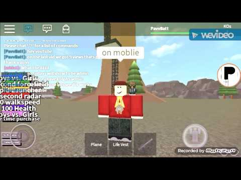 How to become VIP (ROBLOX) (Understand this vid is old and I was new to ROBLOX)