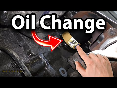 How to Change the Oil in Your Car (Everything You Need to Know)