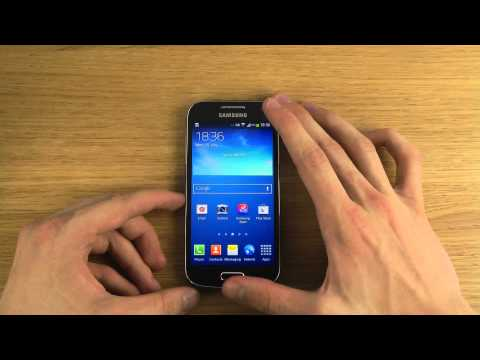 How To Make Samsung Galaxy S4 Mini 100% Faster