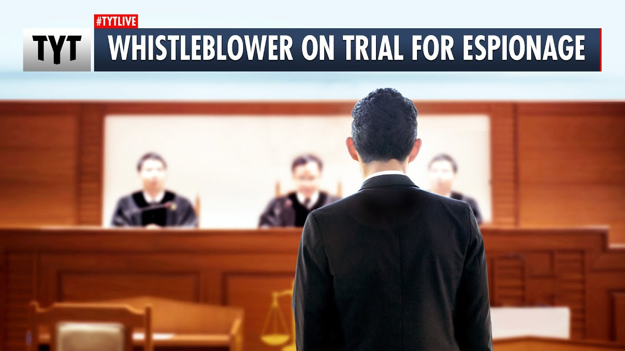 Whistleblower On Trial For Espionage