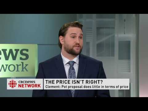 Consumer Choice Center's David Clement on the Canadian government's pot restrictions