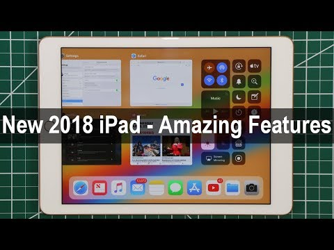 New iPad 2018 - Amazing Multi Tasking Tips & Features You Need to Know