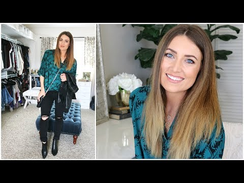 Get Ready With Me: Day to Night! | Kendra Atkins