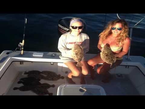 Florida Flounder Fishing