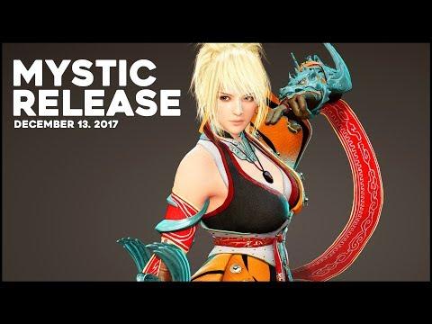 Black Desert Online ► Mystic NA/EU Release Confirmed (2017)