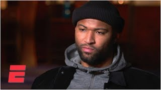 DeMarcus Cousins exclusive on moving forward from injury, joining