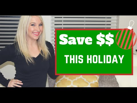 How to save on the holidays (collab)