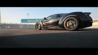 W Motors:  Fast & Furious 7 hero car on Yas