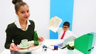 Download Meslekler. Polen sekreter oluyor. Eğlenceli kız oyunları! Video