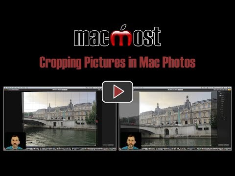 Cropping Pictures in Mac Photos (#1637)