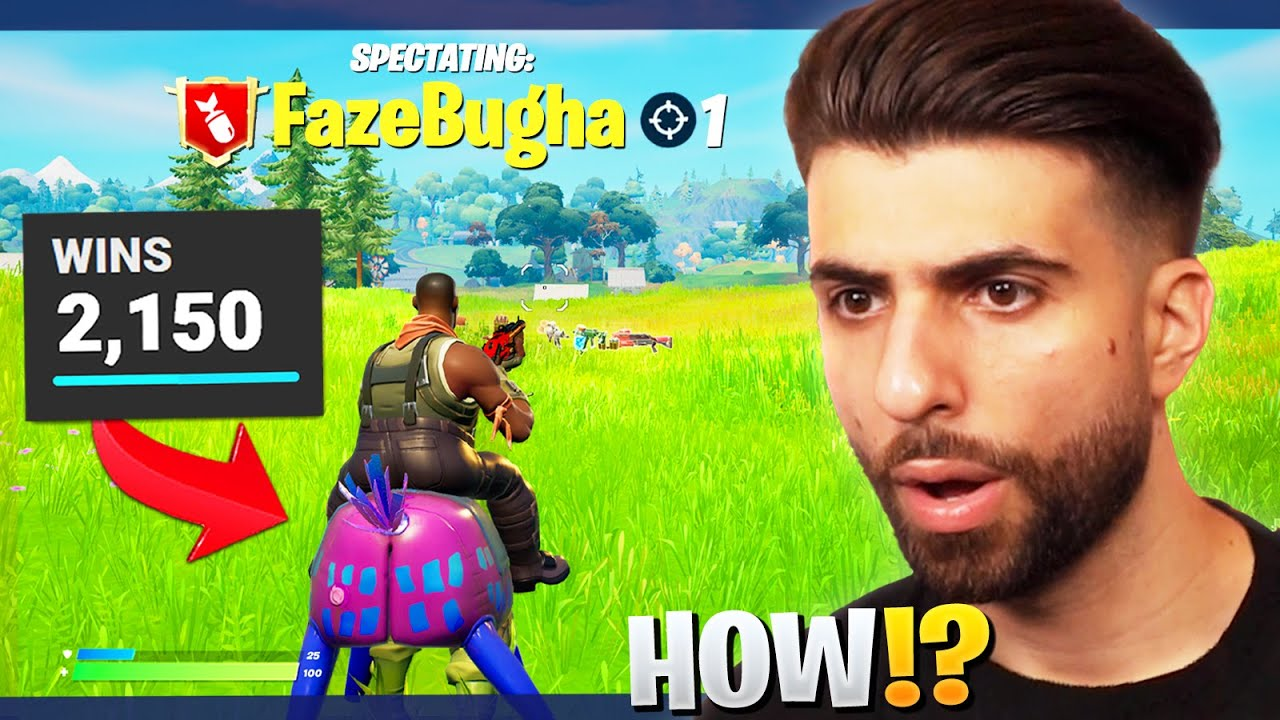 I Spectated Fortnite Players and GUESSED Their Stats!