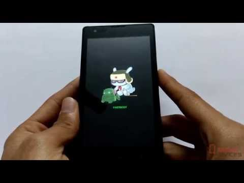 How to Boot Xiaomi Redmi 1S into Bootloader or Fastboot Mode