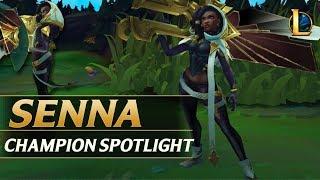 SENNA CHAMPION SPOTLIGHT - League of Legends
