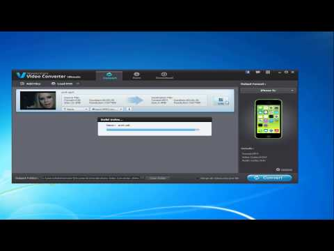 How to Convert AVCHD M2TS MTS to iTunes