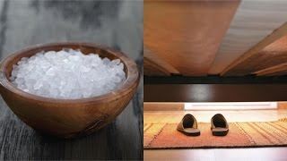 The Secrets a Bowl Of Salt Under Your Bed