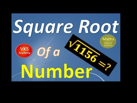 How to find Square Root of Any Number in Hindi| Shortcut Maths Trick| Maths Square Root Short Trick