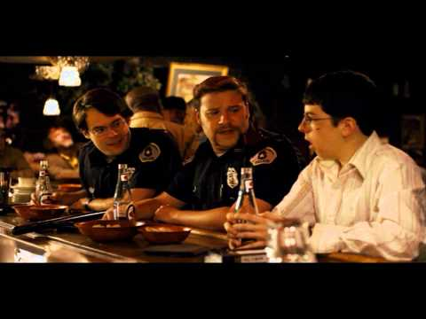 Superbad | SO MUCH BLOOD!!!