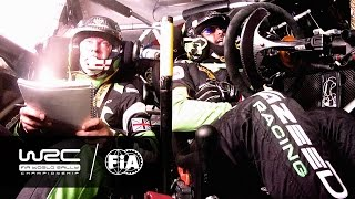 WRC - Rally Italia Sardegna 2016: TOP 5 HIGHLIGHTS