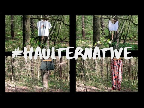my second hand clothes #haulternative