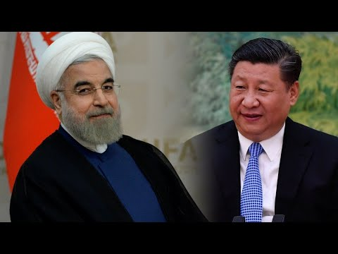 Iranian, Chinese presidents to meet in June