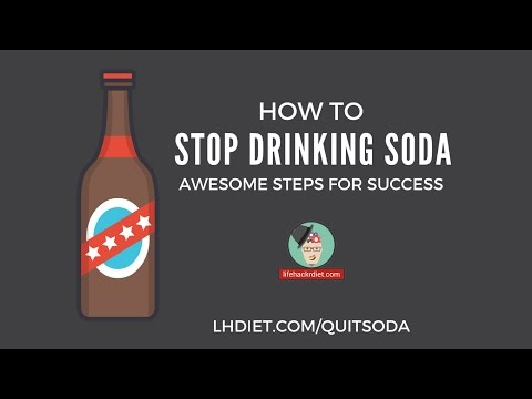 HOW TO QUIT SODA: Awesome Steps For Success - LHDIET COM