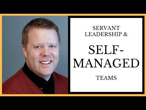 Servant Leadership And Self-Managed Teams