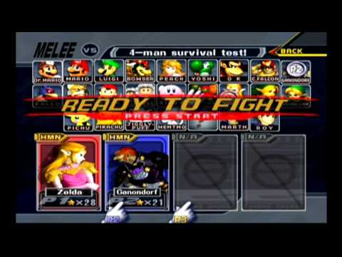 Super Smash Bros Melee - SSKR Gaming VS TheAwesomeShow9821 (Pt-4)