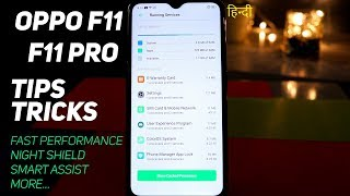 Oppo F11 Tips & Tricks Battery Boost, Night Mode and More