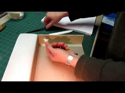 Clamshell Box - Part 3 - Turning In and Large tray