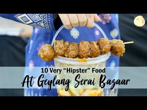Geylang Serai Ramadan Bazaar 2018 Food Guide