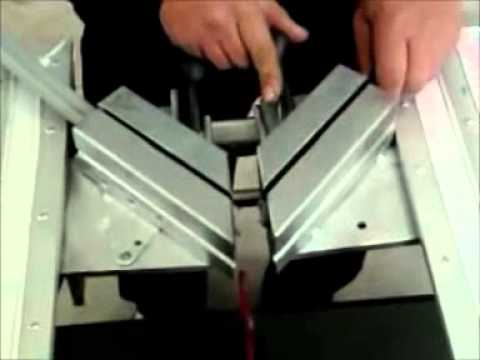 Welding machine for rubber 2012