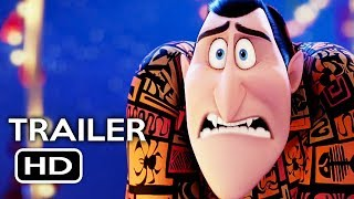Hotel Transylvania 3 Official Trailer #2 (2018) Adam Sandler, Selena Gomez Animated Movie HD