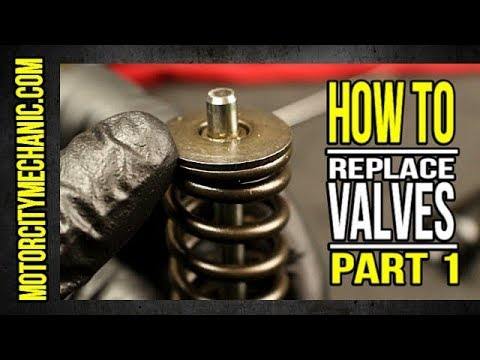 Part 1: How to Replace Valves