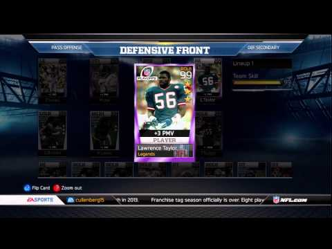 MUT 13 - 99 OVERALL BEST ROSTER EVER!!!! - Roster Update - Madden Ultimate Team 13