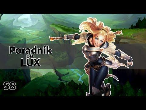 Poradnik do Lux (League Of Legends)