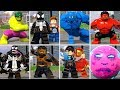 All Character Transformations in LEGO Marvel Super Heroes 2