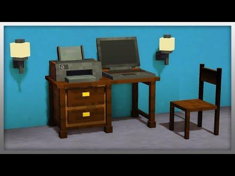✔️ NEW Furniture Mod in Minecraft (Reupload)