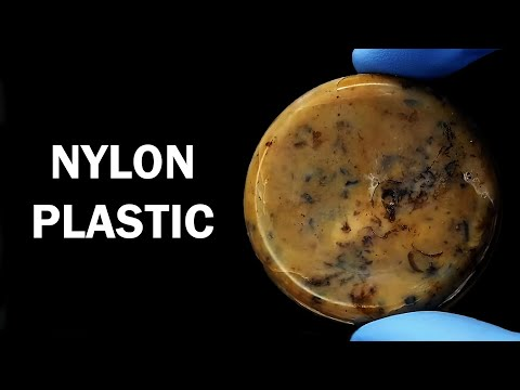 Making Nylon Plastic