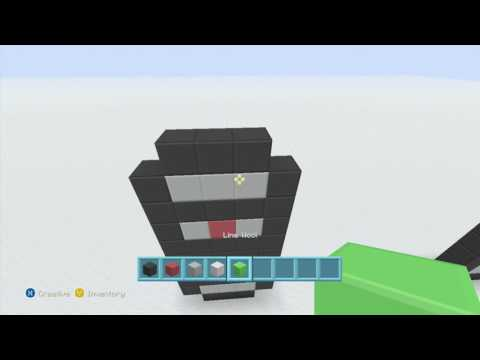 Minecraft - Lightsaber Statues