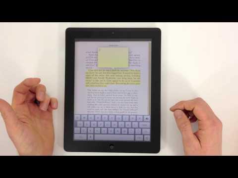 iBooks App - How to use iBooks app on the iPad iOS 6 - MacHelpers