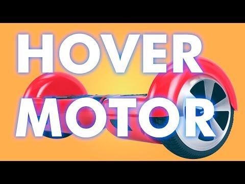 Hover Board Wheel Motor - Open, Take Apart, What's Inside!