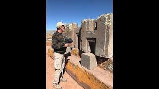 Puma Punku And Tiwanaku Bolivia: September 2017 Magnetic Anomalies Tests