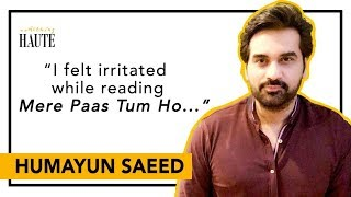 Humayun Saeed HONESTLY ANSWERS Tough Questions About Mere Paas Tum Ho | Part 1 | Something Haute
