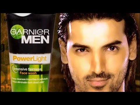 Garnier men power White face wash Review in Hindi