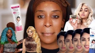We Need To Talk About SKIN BLEACHING... | Jackie Aina